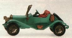 almost trash (Maxwell Roadster 1911 by Matchbox Yesteryear)