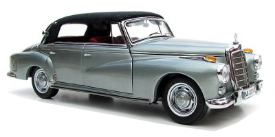 Mercedes-Benz 300 d by CMC