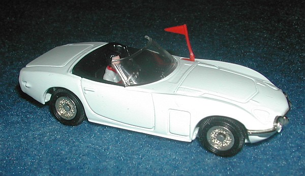 Toyota 2000 GT Roadster