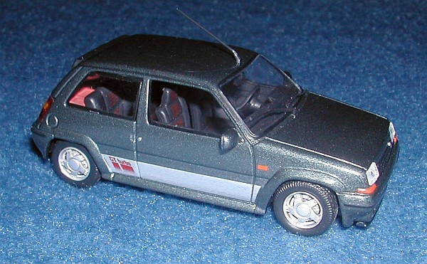 Renault Super 5 GT Turbo